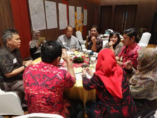 Indonesia workshop group