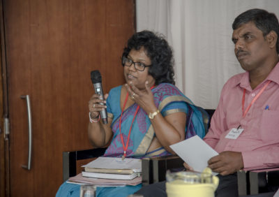Sri Lanka workshop participants
